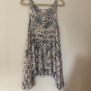 Free People Trapeze Slip Dress Size XS